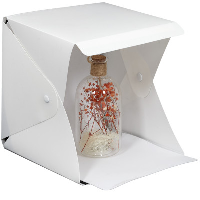 Faltbare Studio Light Box 40 x 40 | Weiß