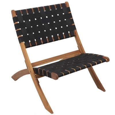 Goa Stuhl | Schwarz