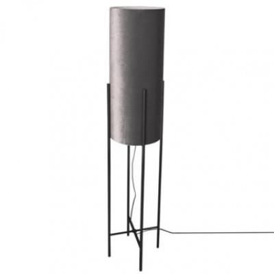Stehlampe Honey | Grau