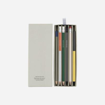 6er-Set Bleistifte | Bunt