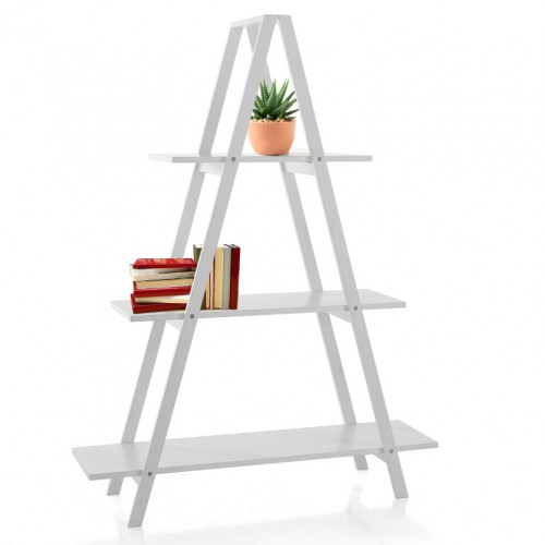 Bookcase Cheope   White
