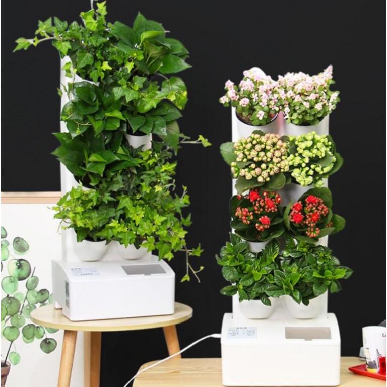 Vertical Garden with Self-watering Pots for Outdoor / Indoor   BUSH 8