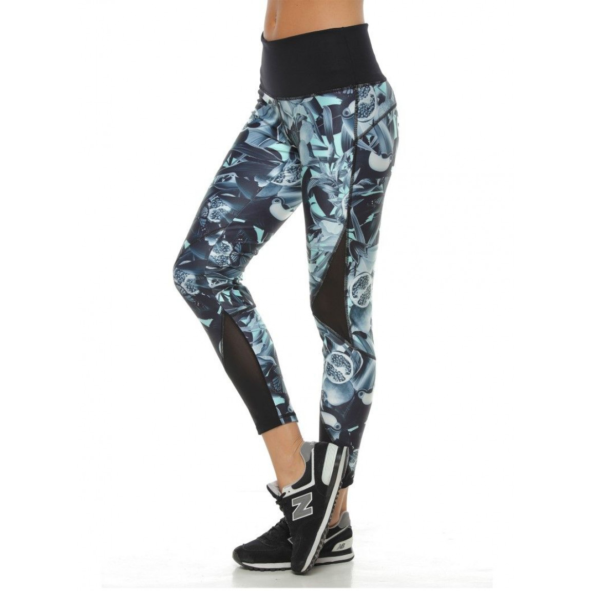 Leggings | Aqua Green