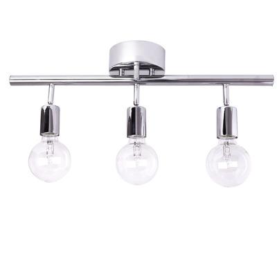 Ceiling Lamp Row   Chrome