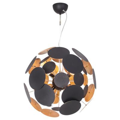 Deckenlampe Planet Ø 50 cm | Schwarz