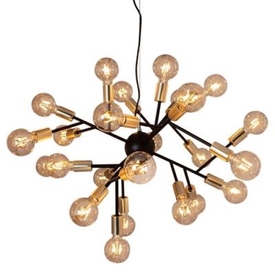Ceiling Lamp Hero 24 | Black