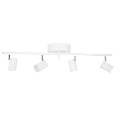 Deckenlampe Correct 4 Lichter   Weiß