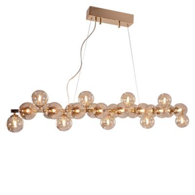Ceiling Lamp Splendor | Amber / Gold