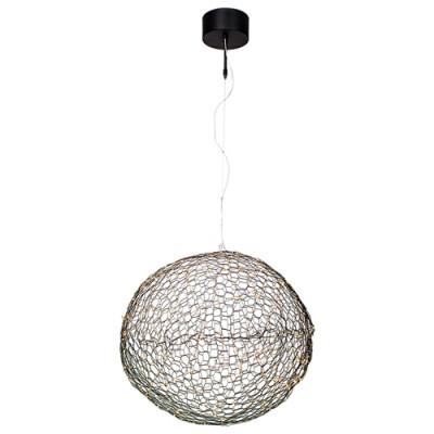 Pendel Lamp Hayden Ø60 cm | Matt Schwarz