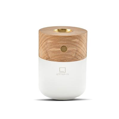 Smart Diffuser Lampe   Weiße Esche