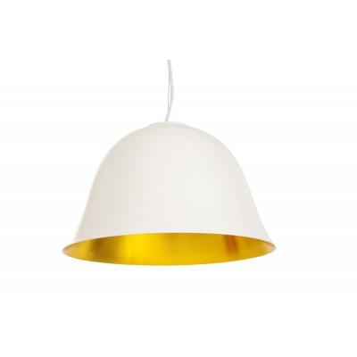 Cloche Two Pendant Lamp | White