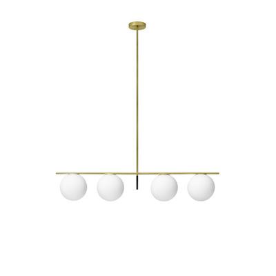 Pendant Lamp Jugen | Brushed Brass