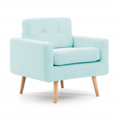 Ina 1 Seater   Blue