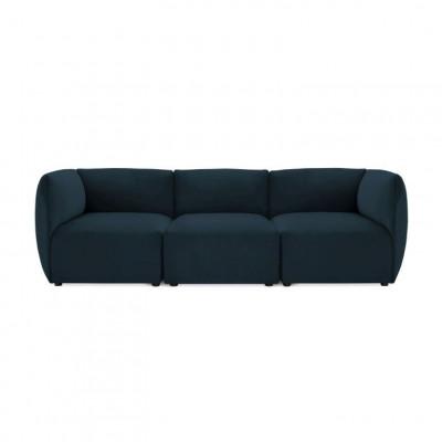 Cube 3-Sitzer-Sofa | Marine