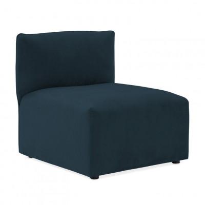 Cube Sofa Extension | Navy