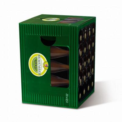 Cardboard Stool | Beer