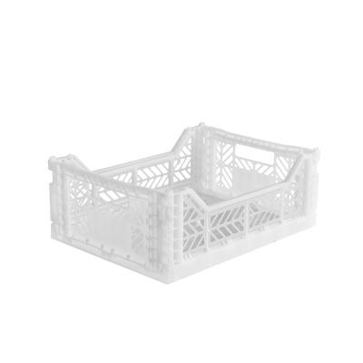 Kiste Midi Aykasa | Weiß