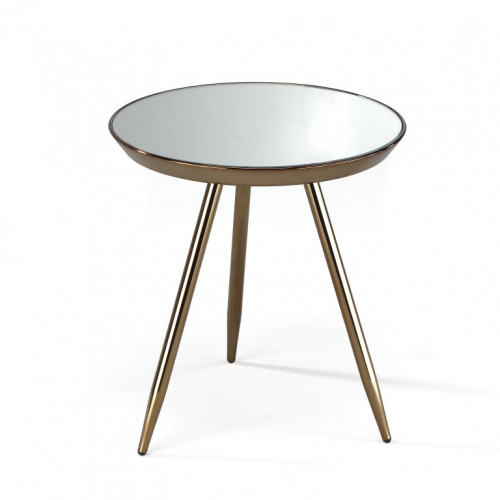 Coffee Table Spok | Rose Gold
