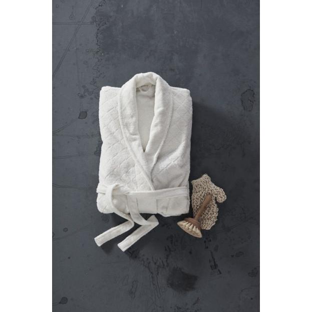 Bademantel Collins | Weiß