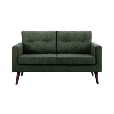 2-Sitzer-Sofa Biber   Grau
