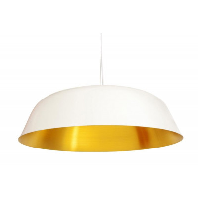 Cloche Three Pendant Lamp | White