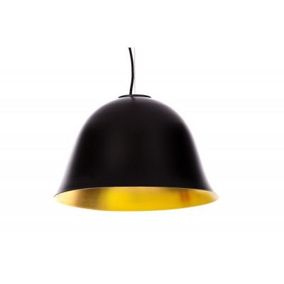 Cloche Two Pendant Lamp | Black