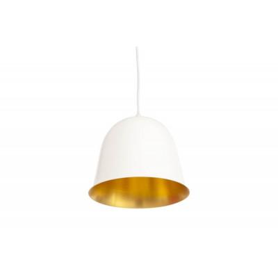 Cloche One Pendant Lamp | White
