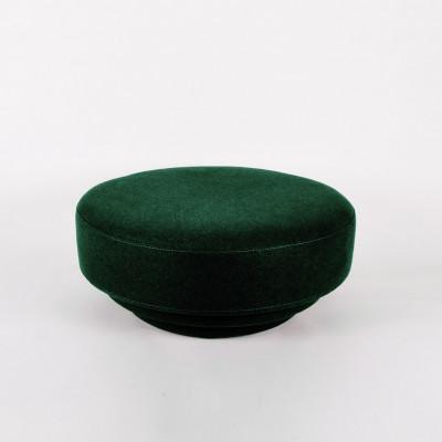 Pouf CORNICE RIVIERA | Green Velvet