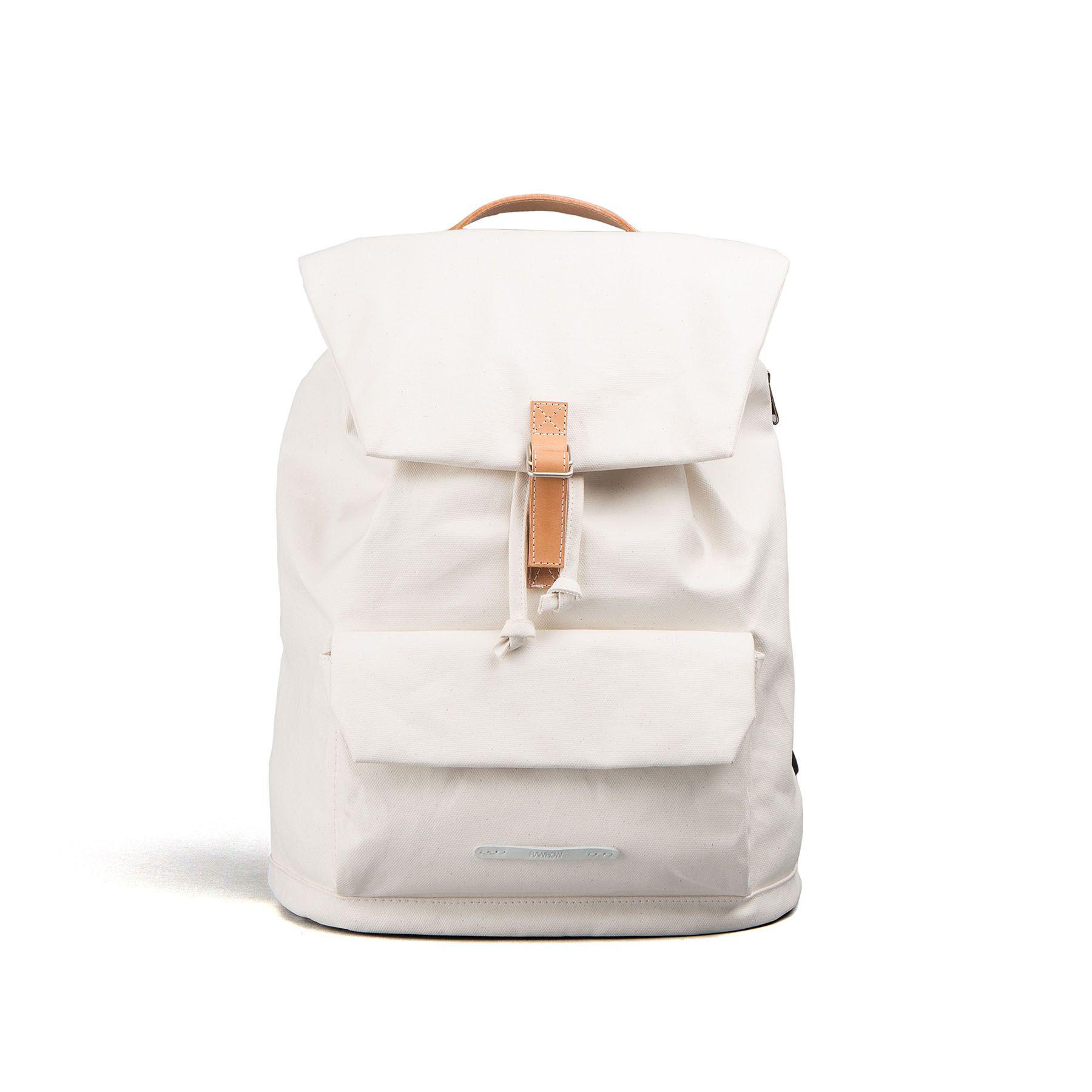 R Bag 510 Rugged Canvas   White