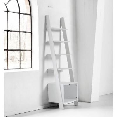 Bücherregal Vocal | Weiß