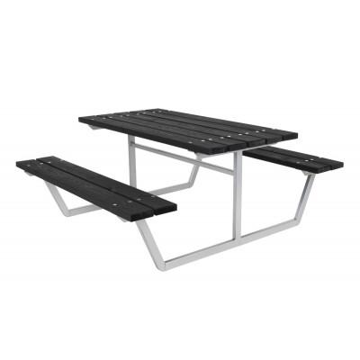 Picknick-Set Snapparp | Schwarz & Silber