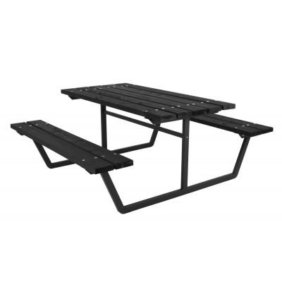 Picknick-Set Snapparp | Schwarz