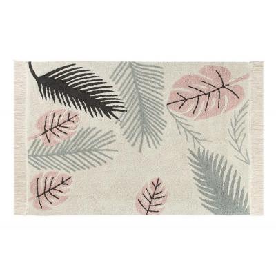 Waschbarer Teppich  | Tropical Pink