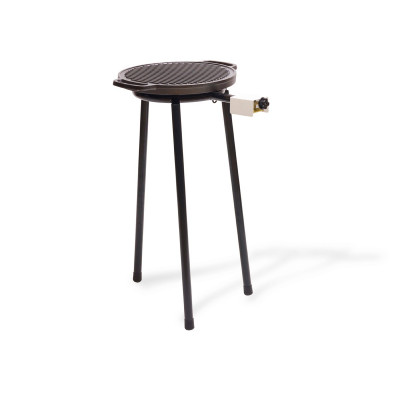 BBQ Grill Parilla Mini | Schwarz