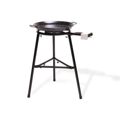 BBQ Grill Smalto Med | Schwarz