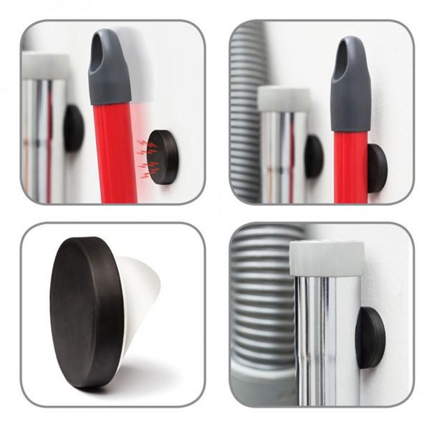 Power Wall Magnet-Black