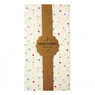 Tischdecke   Toot Sweet Spotty