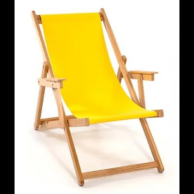 Beach Chair | Yellow