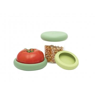 Food Huggers Soft Greens | 3er-Set