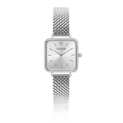 Uhr Frau Noemi I Silber