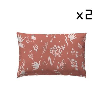 2er Set Kissenbezug 50x75 cm I Blancheto Caldera