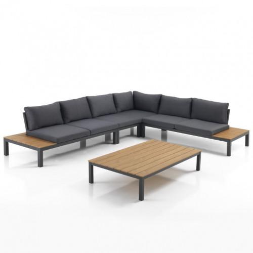 Lounge Set Indoor / Outdoor Nydri | Grey