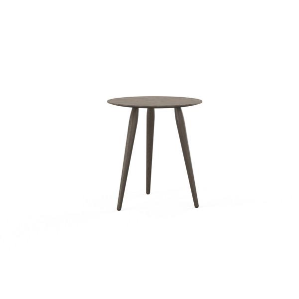 Coffee Table PLAYround Ø 45 | Smoked Oak