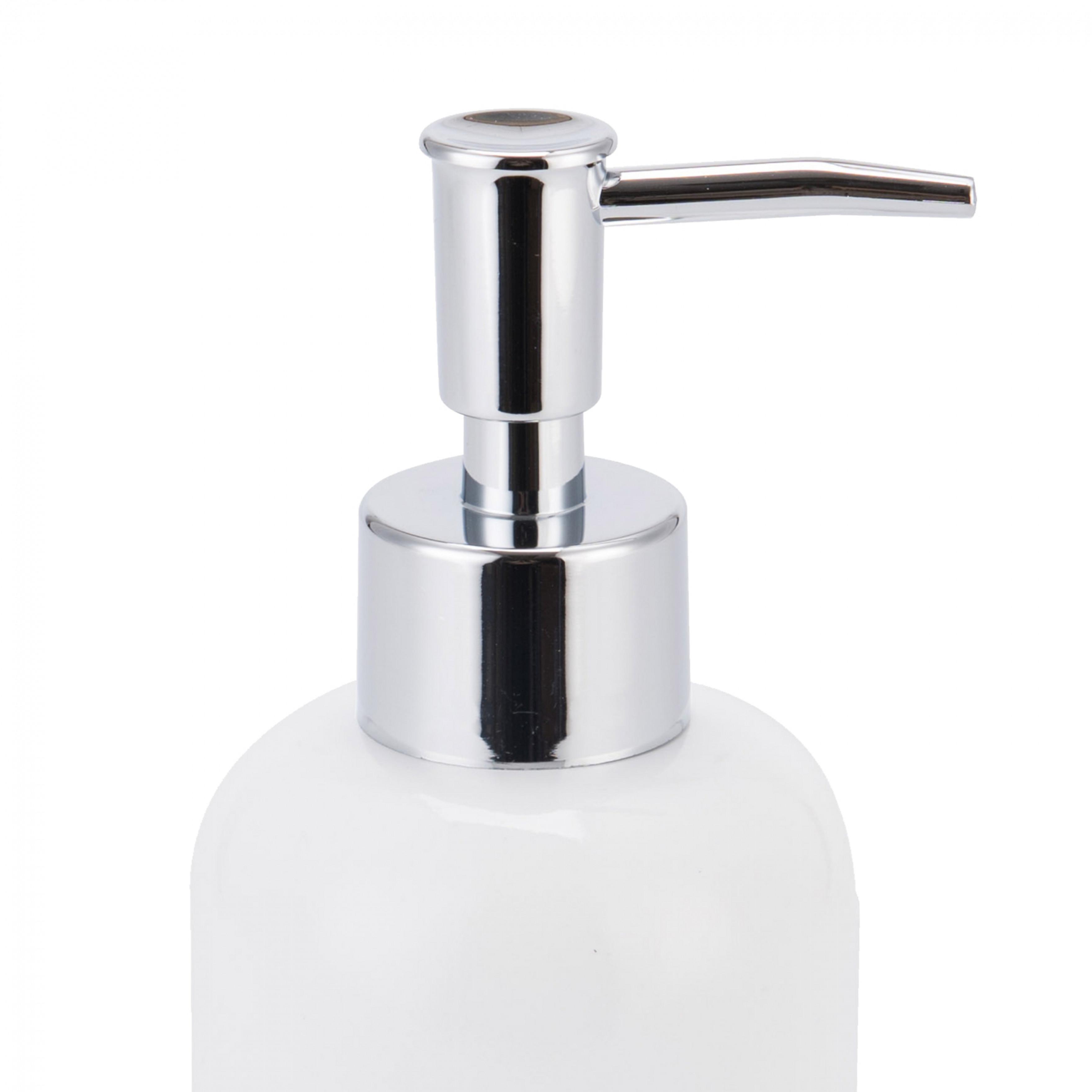 Soap Dispenser Peter | White