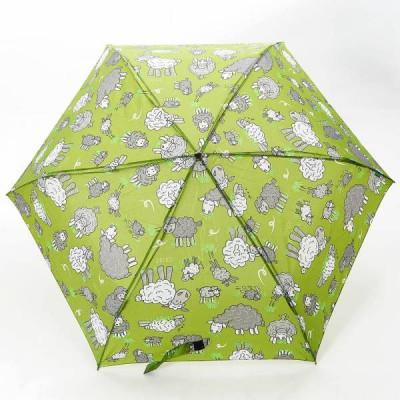 Regenschirm Schafe | Grün