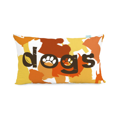 Kissenbezug   Hunde