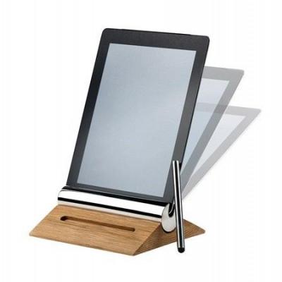Tablet Holder L 18 cm | Oak