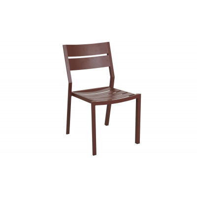 Outdoor Dining Chair Delia | Red