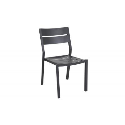 Outdoor Dining Chair Delia | Grey