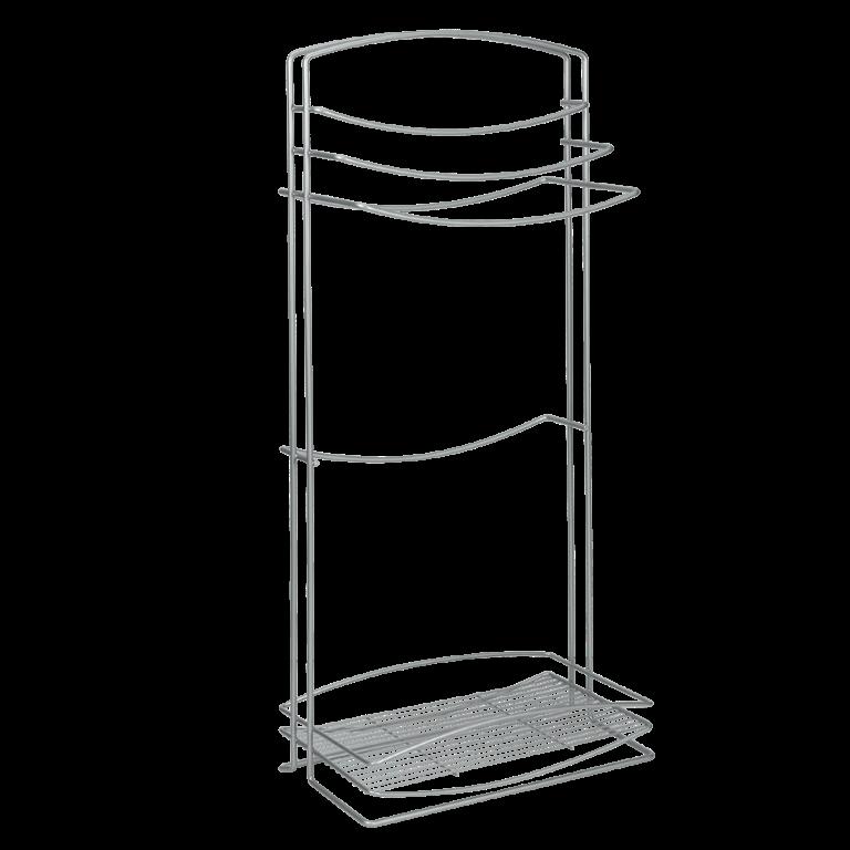Textile Rack Onda | Silver